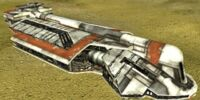 Gallofree Heavy Troop Transport