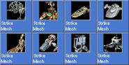 StrikeMech icons