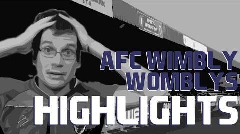Hankgames Highlights AFC Wimbly Womblys 146-160