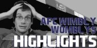 Hankgames Highlights: AFC Wimbly Womblys 161-177