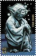 Stamp Yoda