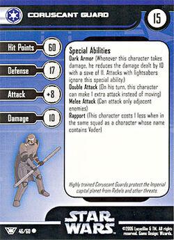 46 CF Card Coruscant Guard