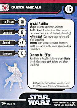 31 CF Card Queen Amidala