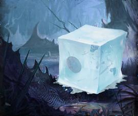 Oozes Gelatinous Cube