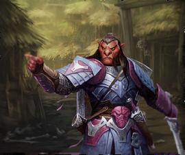 Goblinoids HobgoblinShaman