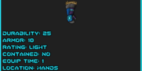Frost Gloves