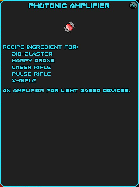 IGI Photonic Amplifier