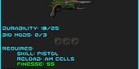 Quoit Pistol