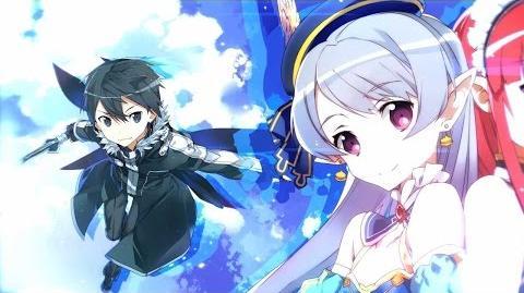 PS3 PSVita 「ソードアート・オンライン -ロスト・ソング-」 第5弾TVCM セブン篇