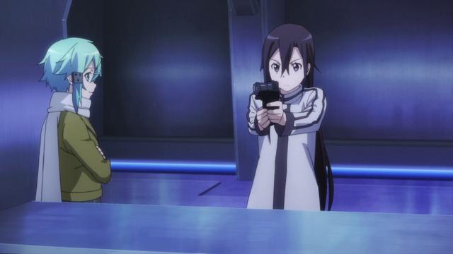 File:Kirito and Sinon in the firing range.png