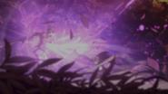 Kirito defeating Uemaru