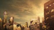 Wasteland Crossroads - buildings