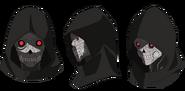 Death Gun Face Design