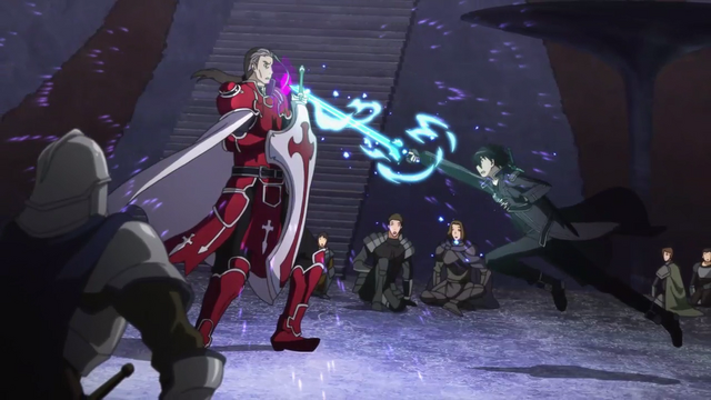 File:Kirito attacking Heathcliff with Rage Spike.png