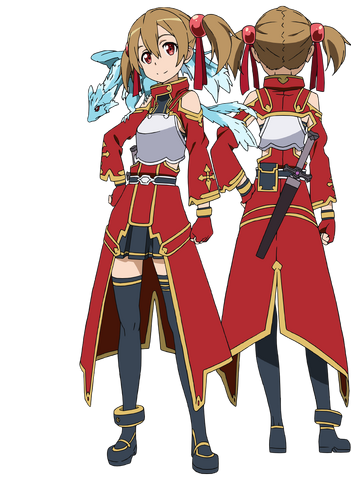 File:Silica's SAO Avatar Full Body.png