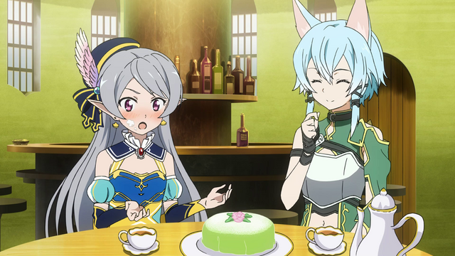File:LS Seven embarassed during teatime with Sinon.png