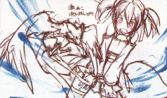 File:HF Full Guide Pina flapping up Silica's skirt sketch.png