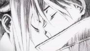 Kirito and Asuna as SAO deletes