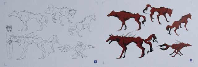 File:Design Works Monsters Blood Wolf Leader .png