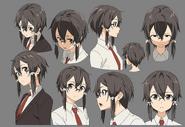 Shino Face Designs