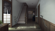 Kirigaya Residence - corridor