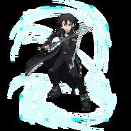MD Black Swordman - Kirito