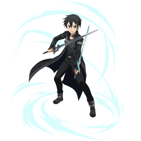 File:MD Black Swordman - Kirito.png
