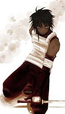 Black Ninja by gelgoogkg