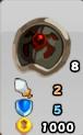 Shield of Defense Icon