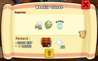 Weekly Quest