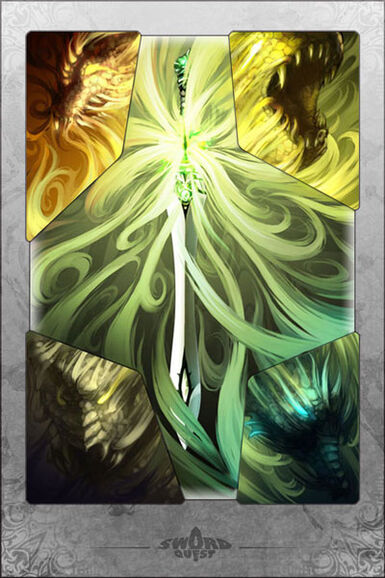 Dragon Soul Manga