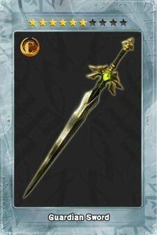 Guardian Sword New