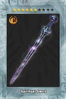 Spiritual Sword New