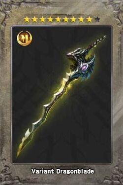 Variant Dragonblade