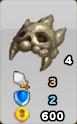 Bone Helm Icon