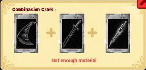 Titan Core Swords