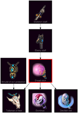 ResearchTree Dread stick