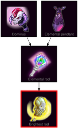 ResearchTree Brightest rod