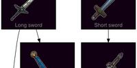 Soldier's sword
