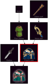 ResearchTree Priests robe