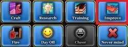 Improve Button Highlight