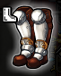 Plated boots