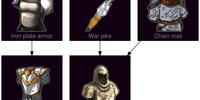 Sky dragoon armor