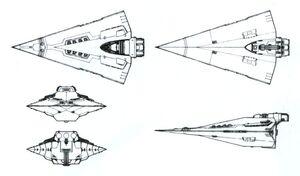 Ardent-class fast frigate concept