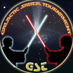 Saber tournament poster