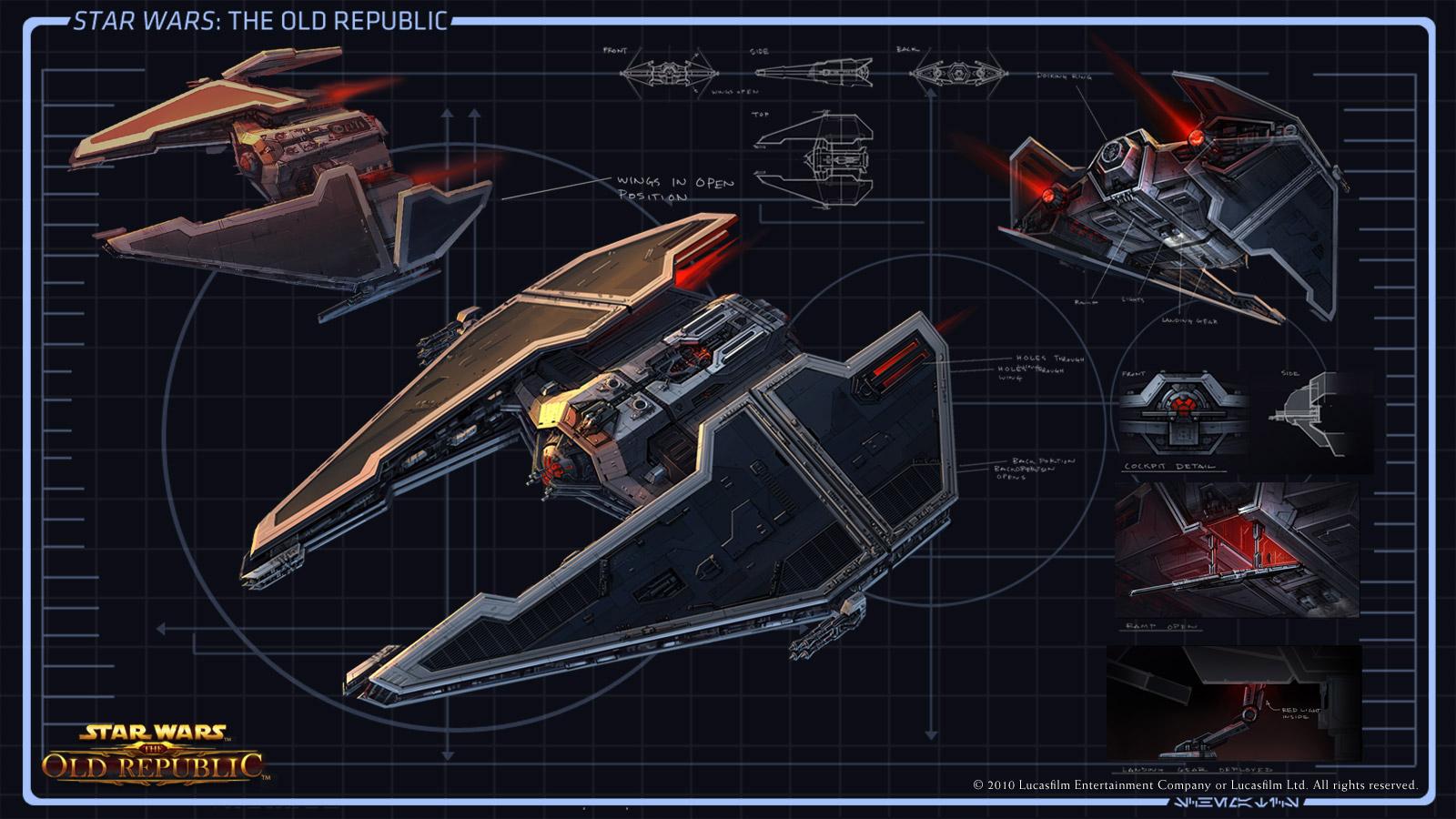 Mailanka's Musings: Imperial Navy: Starships