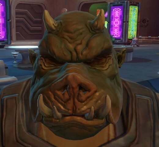 File:Gamorrean head.jpg