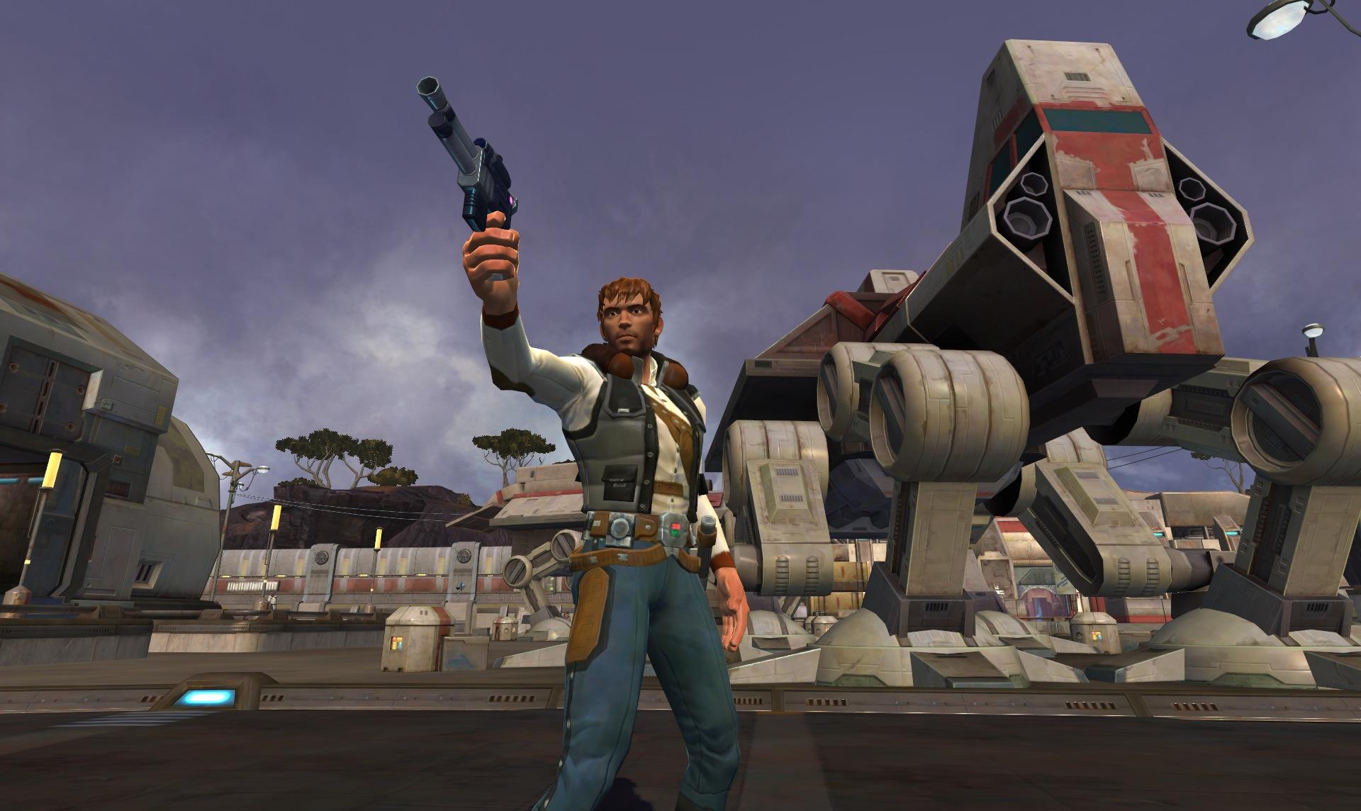 Image - Smuggler swtor.jpeg | Star Wars: The Old Republic Wiki ...