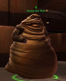 Kladak the Hutt