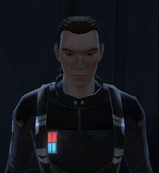 Lieutenant Jennings